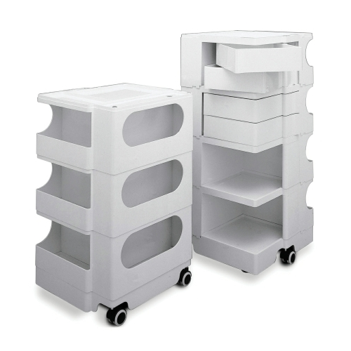 Labmobile Trolley - 4 Tier / 4 drawers
