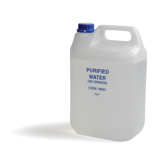 Purified Water - 5ltr